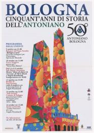 L'Antoniano di Bologna attraverso i suoi manifesti